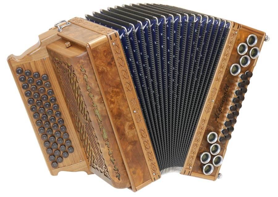 Neue Steirische Harmonikas eingetroffen