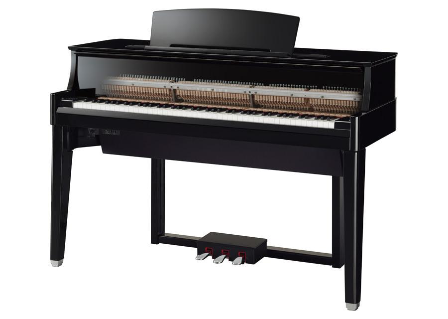 Das brandneue Hybrid-Piano Yamaha N1X ist ab sofort verfügbar