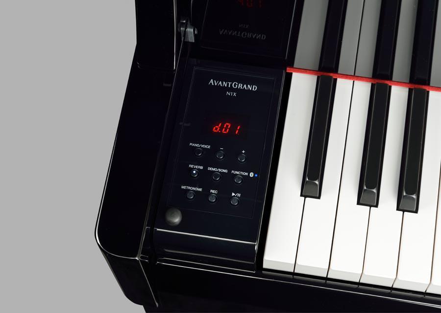 Hybrid-Piano Yamaha N1X Avant Grand