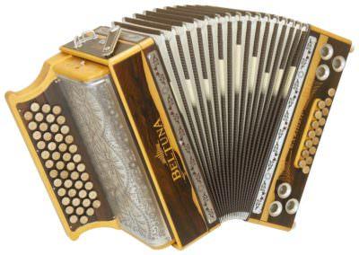 Steirische Harmonika Beltuna Alpstar IV D Exclusiv - Ziricote