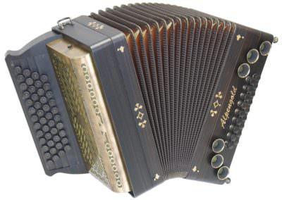 Steirische Harmonika Alpengold Tirol 2 Makassar