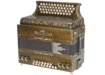 Steirische Harmonika Beltuna Alpstar IV D Exclusiv Fly - Rustikal