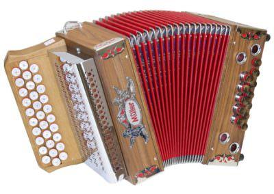 Steirische Harmonika Müller Mini