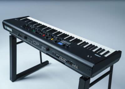 Stagepiano Yamaha CP88 - Anschlüsse