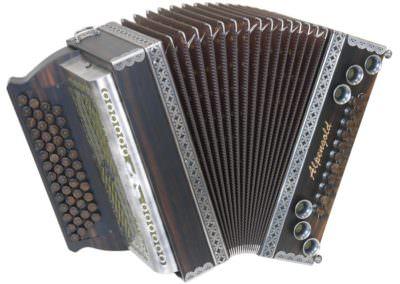Steirische Harmonika Alpengold Stubach Premium 50/23 - Makassar