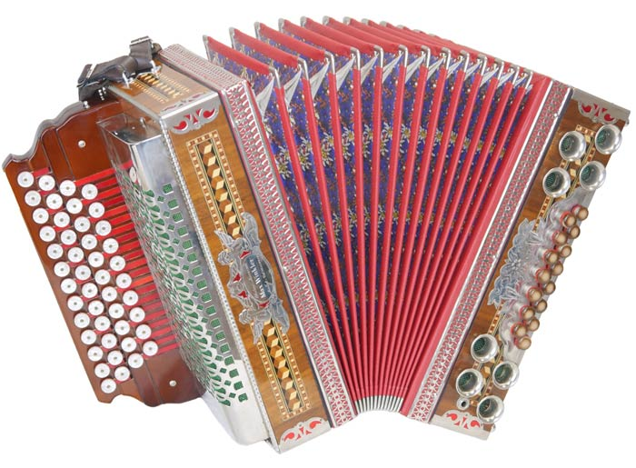 Leihinstrument Steirische Harmonika Max Winkler