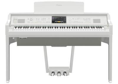 E-Piano Yamaha Clavinova CVP-809 PWH