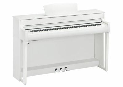 E-Piano Yamaha CLP-735 WH