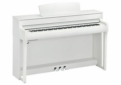 E-Piano Yamaha CLP-745 WH