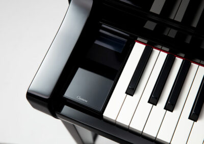 E-Piano Yamaha CLP-775 PE - Display off