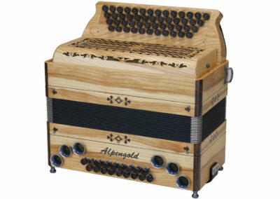 Steirische Harmonika Alpengold Tirol 1 Olivesche