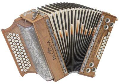 Steirische Harmonika Beltuna Exclusiv - Ulme