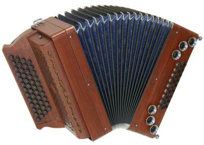 Steirische Harmonika Alpengold Tirol 2 Palisander
