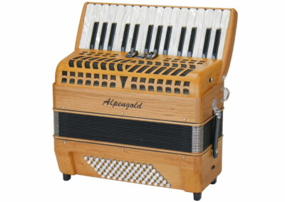 Akkordeon Alpengold Mini 272 - Kirsche