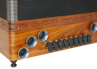Steirische Harmonika AR PIX 50/18 DH - Palisander