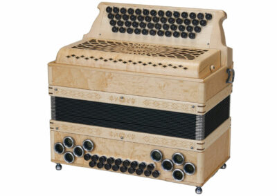 Steirische Harmonika AR 50/18 DH - Ahorn