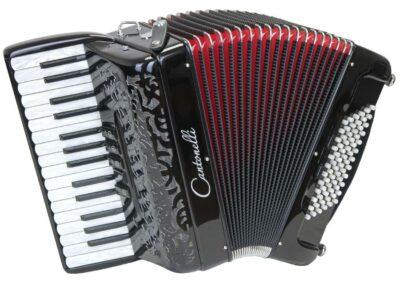 Akkordeon Cantonelli 303 Compact